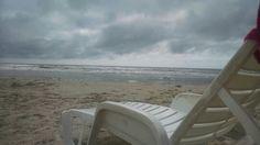 A beira do mar!