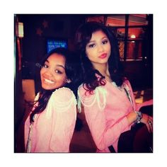 china anne mcclain and Zendaya Ant Farm Cast, China Anne Mcclain, Disney Channel Stars, Zendaya Coleman, Disney Shows, Pretty People, Superstar, Celebs, Singer