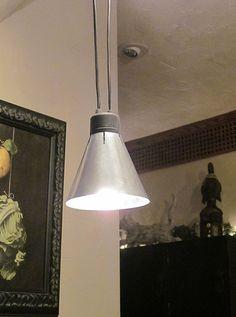 Urban Steel Hanging Pendant Lighting Fixture by WoodbisonStudio, $29.00