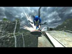 Sonic Adventure 2 - Escape from the City