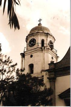Fotos de la Venezuela de Antaño, Antigua Catedral Barquisimeto. Vintage Venezuela