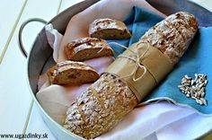 Archívy Recepty - Stránka 4 z 22 - uGazdinky. Pretzel Bites, Gluten Free, Bread, Food, Sweets, Recipes, Glutenfree, Brot, Essen
