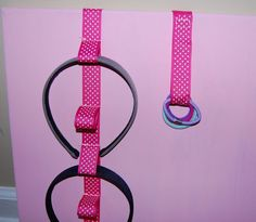hair accessories headband rubberband holder