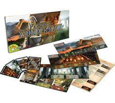 Boutique jeux de société - Pontivy - morbihan - ludis factory - 7 Wonders pack