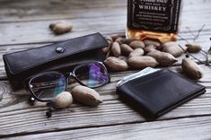Custom leather accessories handcrafted and made to order in the USA. Unique items that are worked down to the smallest details: leather wallets, leather pen holders, leather eyewear cases, leather watch bands and bracelets. Everything you need in one place - olpr.com