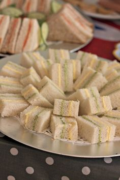 Cooling sandwiches by Sumayya Usmani to try out on a hot day!