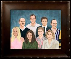 The Bluths - Arrested Development - Kirk Demarais