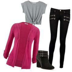 Untitled #47 by feffymoya-1 on Polyvore featuring polyvore fashion style maurices Paige Denim Qupid
