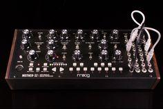 Moog Mother-32 semi-modular synthesizer