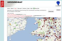 The British Library came up with an innovative way of capturing life in the UK in 2010; by building the UK's first 'Soundmap'. Users were encouraged to record the sounds of their neighbourhood, using Audioboo and then upload them to the BM's interactive Google map. The result is an ever-growing repository of sound data, showing generations to come what the UK sounded like in 2010-2011, all with specific geographical references.