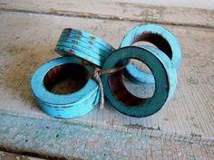 Výsledok vyhľadávania obrázkov pre dopyt rustic napkin ring diy wooden