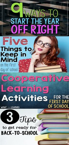 7 first week of school activities and lessons to make the start of school memorable. The perfect way to welcome a new class of students at back to school. School Classroom, School Teacher, School Fun, Back To School, School Ideas, School Tips, High School, Future Classroom, Middle School