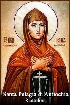 Santa Pelagia di Antiochia