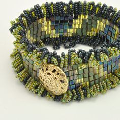 27 cube square seed bead inspirations