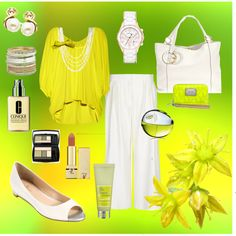 Chartreuse for Leona