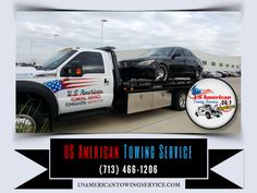 US American Towing Service Wrecker Service, Flatbed Towing, Towing Company, Tow Truck, Houston Tx, Monster Trucks
