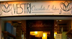Vestri - fave fave fave place for hot chocolate in Florence. Must have: gelato affogato con cioccolato caldo (ice cream drowned in hot chocolate - I die.)