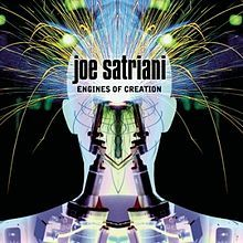 Engines of Creation (album) - Joe Satriani