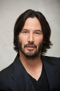 Keanu Reeves fotografiado por Armando Gallo, 2013