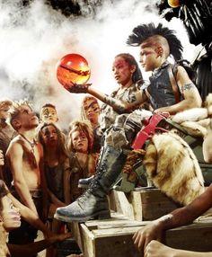 Beyond Thunderdome w/ Kids: desiner Tino Schaedler, photographer Achim Lippoth