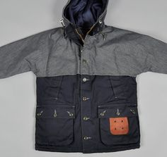 New spring parka, maybe?