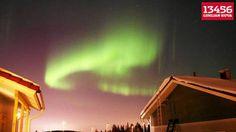 Aurora borealis in Jyvaskyla, Finland Aurora Borealis, Northern Lights, Spaces, Nature, Travel, Finland, Naturaleza, Viajes, Northen Lights