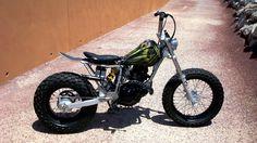 2009 Yamaha TW200 - Machine 13