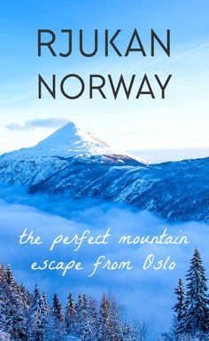 One of the questions I've gotten the most since moving to Norway is from people traveling to Oslo and wondering where to visit near Oslo to really experience Norway. And it's always stumped me! While