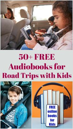 Great websites that offer more than 50 Free Read Aloud books, audio books and read to me stories for toddlers, preschoolers, big kids, tweens and teenagers! A huge selection that are perfect to take on road trips and family vacations! Audio Stories For Kids, Story Books For Toddlers, Audio Books For Kids, Free Kids Books, Books For Tweens, Kids Reading Books, Online Books For Kids, Free Books Online, Toddler Books