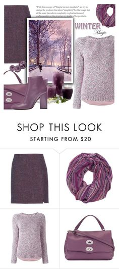 """Winter Sweater"" by samketina ❤ liked on Polyvore featuring Carven, Julien David, Zanellato and Missoni"