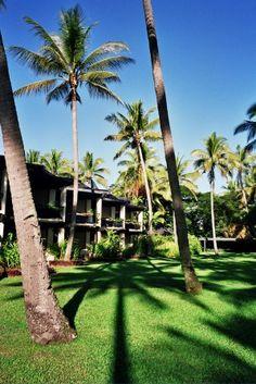 our hotel, Sheraton Fiji