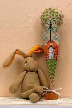 Freebie from CEC. Sylvia has a tutorial of how to finish the carrot.http://syku66.blogspot.com/2010/03/diese-mohre-mute-einfach-seinthis.html#