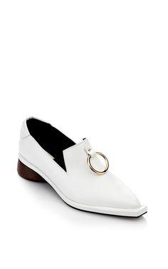 Ring Square Loafer by REIKE NEN for Preorder on Moda Operandi
