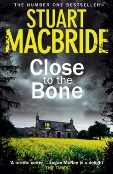 """The latest Logan Macrae book - detective series set in Aberdeen.  Look out for DI Steel, one of the best characters ever in crime fiction - bird's nest hair, fiddling with her uncomfortable bra and her rallying cry of """" We are not at home to Mr Fuckup!"""""""