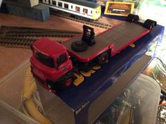 Leyland low loader BRS by Base-Toys  Acquired from Janes Trains 27/10/16