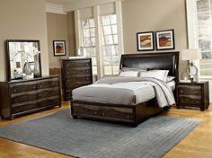 Grey brown bedroom - https://bedroom-design-2017.info/interior/grey-brown-bedroom.html. #bedroomdesign2017 #bedroom