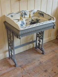 Victorian basin transfer.... I want this