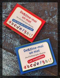 Jeu pour mémoriser l'orthographe des mots - présentation Lutin Bazar