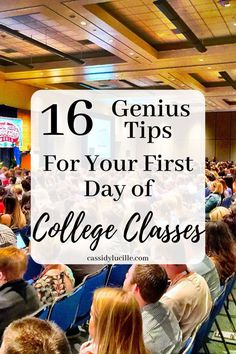 Genius First Day of College Tips Here's 16 of the best first day of college tips! These tips are perfect for your freshman year of college. If you graduated high school, you need to know these student tips! – College Scholarships Tips College Freshman Tips, First Day Of College, College Life Hacks, College Success, College Classes, Scholarships For College, Freshman Year, College Fun, Education College
