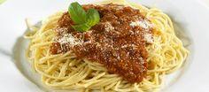 Recipe - Spaghetti Bolognese