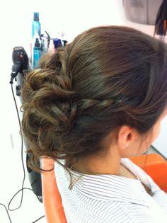 #Styling - #Penteados Bellisima, Dreadlocks, Hair Styles, Beauty, Up Dos, Hair Plait Styles, Hair Makeup, Hairdos, Haircut Styles