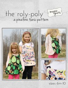Image of the roly-poly sewing pattern