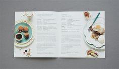 Foodland Spring Recipe Book 2012 by Kimberley Pereira, via Behance #freshdesign #food #editorial