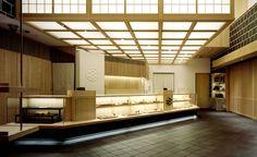 八幡屋礒五郎 大門町店 - WORKS|TDO + moonbalance|辻村久信デザイン事務所・株式会社ムーンバランス