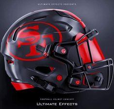 Football Helmet Design, College Football Helmets, Nfl Football, 32 Nfl Teams, Thursday Night Football, Forty Niners, Helmet Logo, La Rams, Nfl Logo