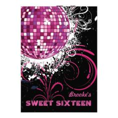 =>Sale on          	Disco Ball - Sweet 16 invitation           	Disco Ball - Sweet 16 invitation we are given they also recommend where is the best to buyDiscount Deals          	Disco Ball - Sweet 16 invitation Online Secure Check out Quick and Easy...Cleck Hot Deals >>> http://www.zazzle.com/disco_ball_sweet_16_invitation-161787080997887505?rf=238627982471231924&zbar=1&tc=terrest