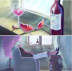 strangely starting to think doffy's kinda hot...kinda feeling weird about it...............kinda no surprised....-w-