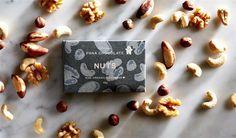 Pana Chocolate Nuts Raw Certified Organic (45g)