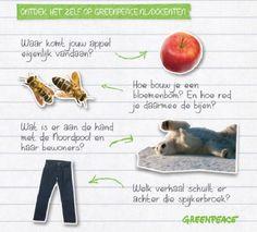 lespakket | Greenpeace - Het klimaat en de Noordpool Fruit, School, Schools