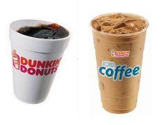 Dunkin' Donuts Coffee...          Regular & Iced